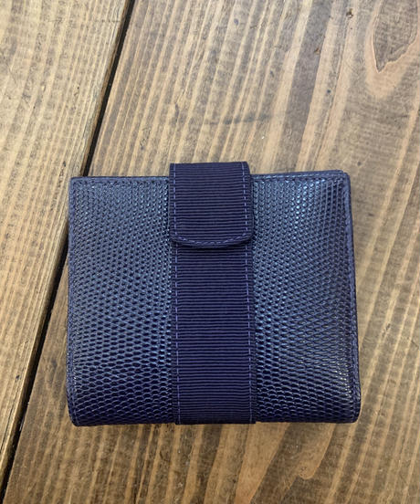Salvatore Ferragamo / vintage VARA ribbon design wallet.