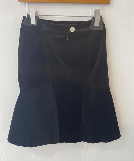Vivienne Westwood  / vintage design corduroy skirt.