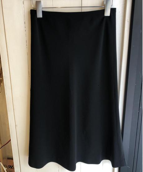 agnes.b/A-line flare skirt