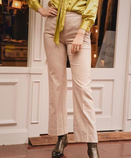 MaxMara/vintage angola blend slacks.