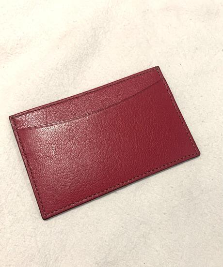 Cartier / vintage simple card case.