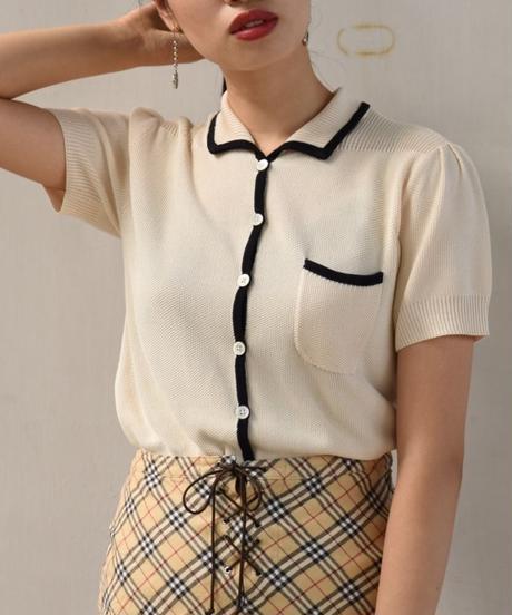 Ralph Lauren / summer knit shirt