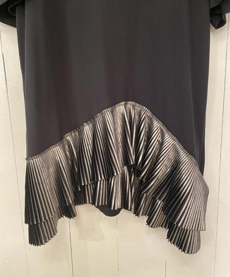 JIL SANDER / vintage design knit tops.