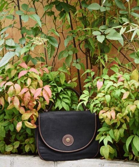 YvesSaintLaurent/vintage 2way shoulder bag.
