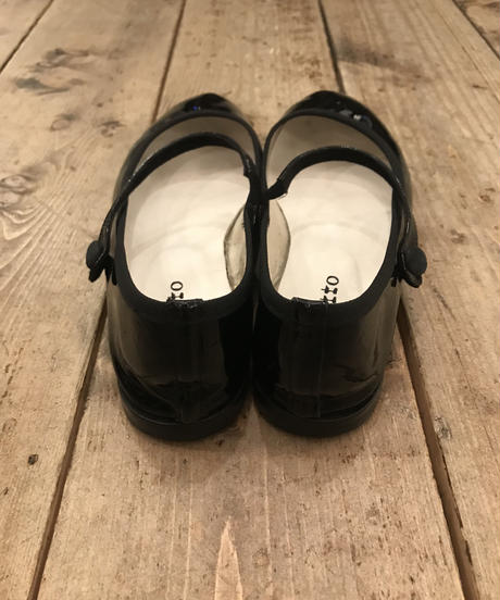 Repetto /pattent leather  mary jane.