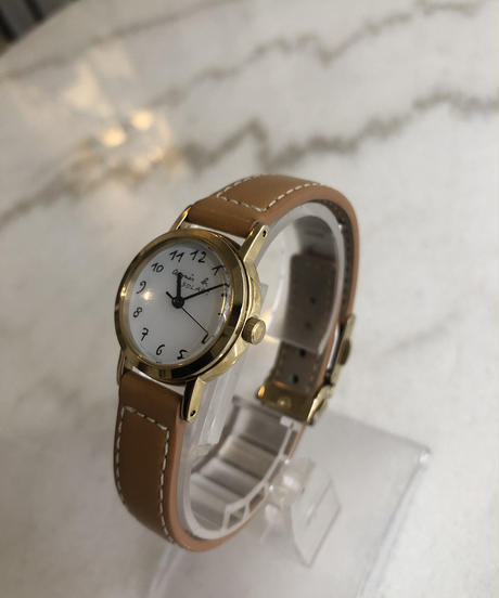 agnes.b/gold  quartz. 115(P)