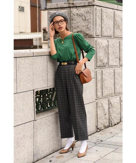Christian Dior / vintage check  pants.