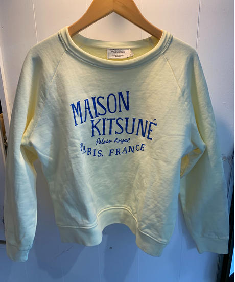 Maison Kitsune/ Logo sweat