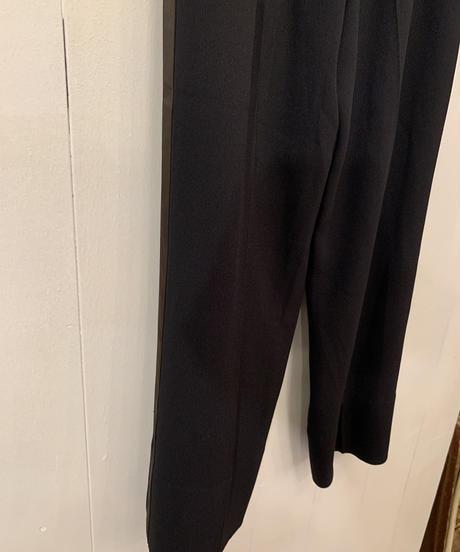 GIVENCHY / vintage side line design pants.