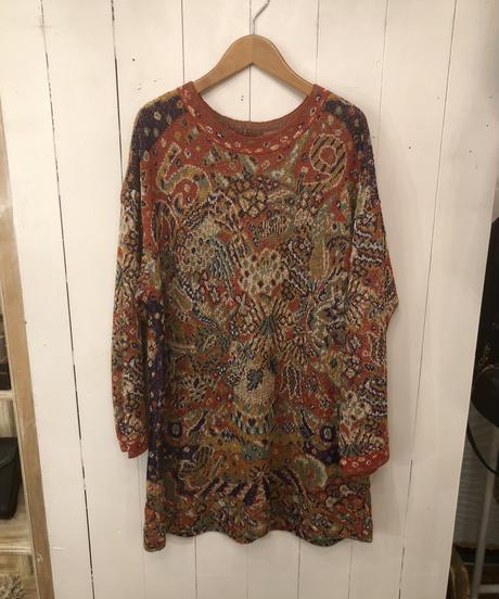 Missoni / vintage design knit tops.
