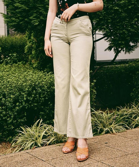 MAX&Co /  light green pants.