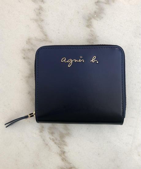 agnes.b/ square wallet.
