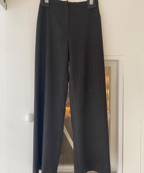 Salvatore Ferragamo  / vintage mix wool pants.
