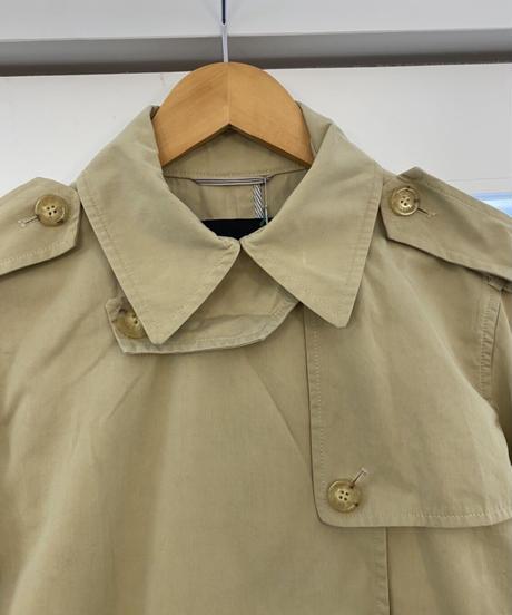MaxMara /vintage trench coat.