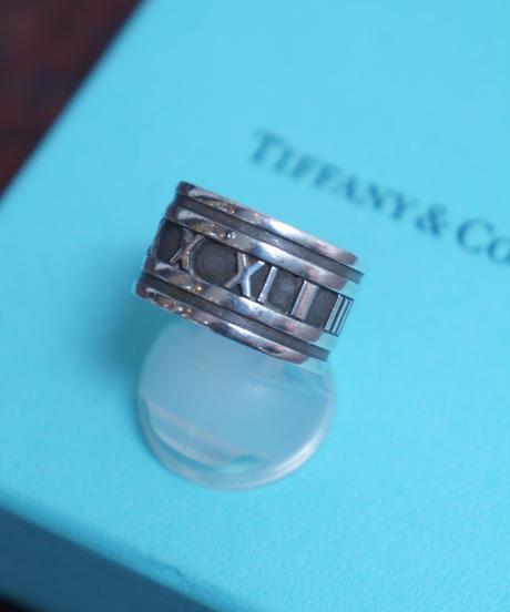 Tiffany&Co./ ATLAS  wide ring
