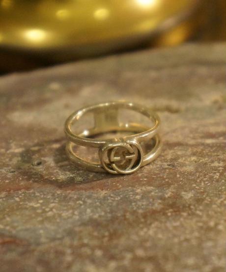 GUCCI/Interlocking G open ring