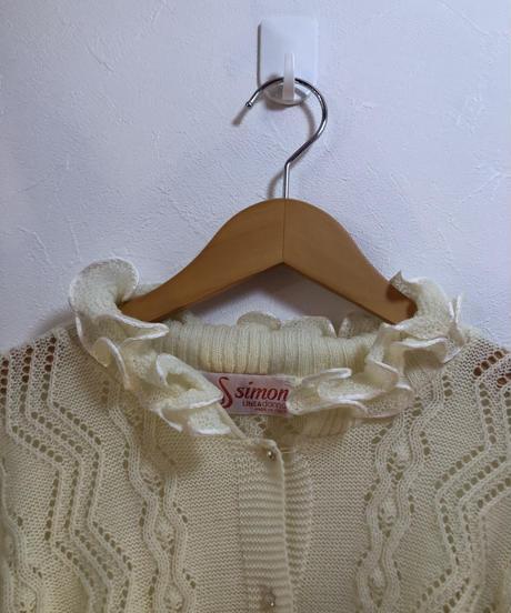 MILANO vintage / vintage knit cardigan