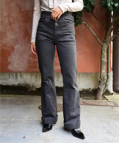 maxmara/ high-waist denim pants