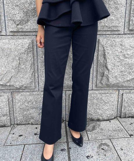 agnes b / vintage  black pants.
