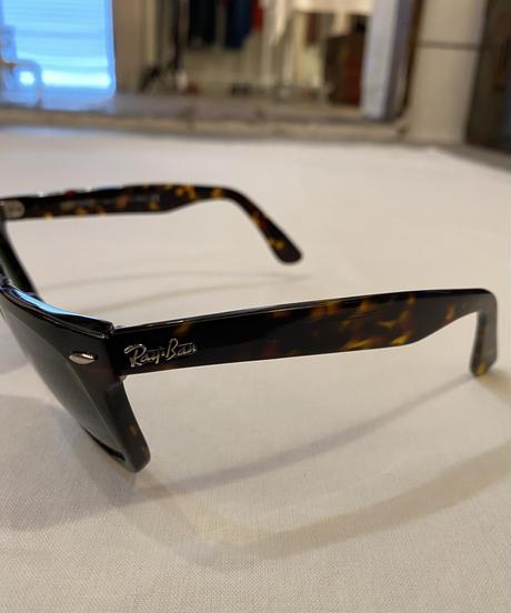 Ray-Ban / vintage WAYFARER sunglasses.  (camel)(S)