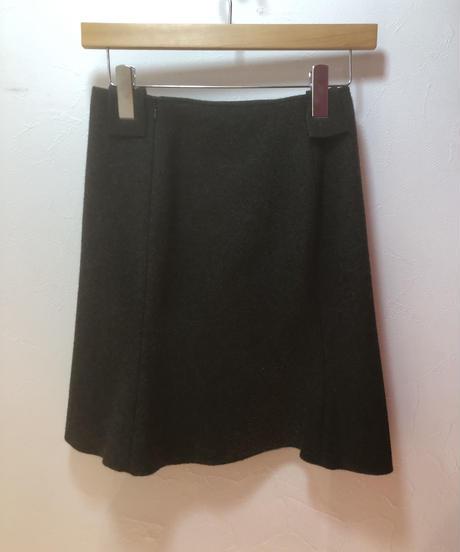 miu miu / vintage design mini skirt.
