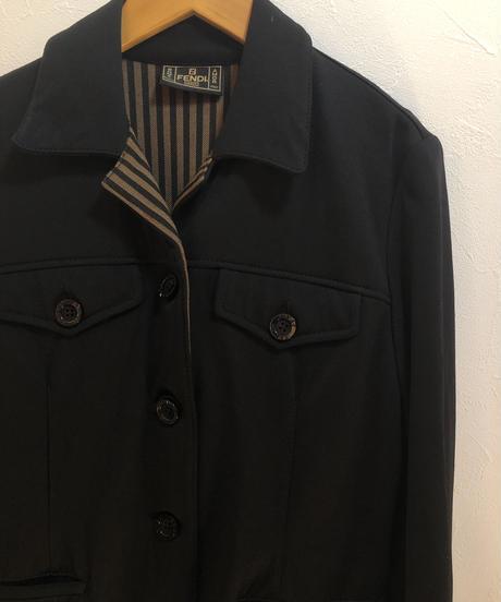 FENDI / vintage nylon jacket.