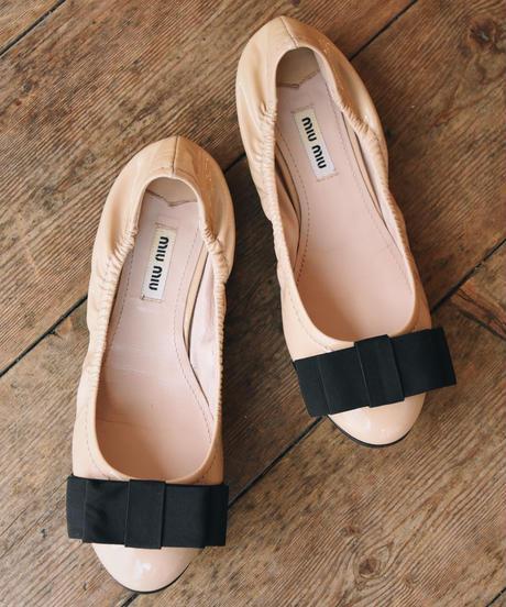miumiu/ ballet pumps