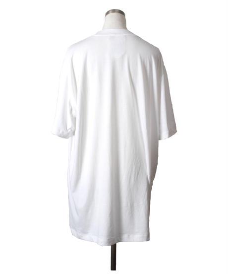 【冷感天竺】 ミドル丈Tシャツ