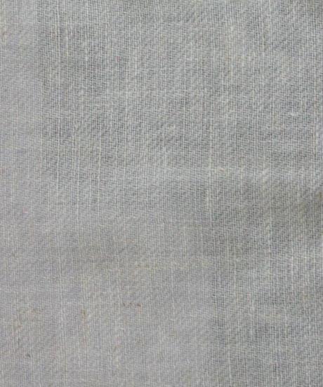 【キャンバスリネン】 前タックワイドパンツ