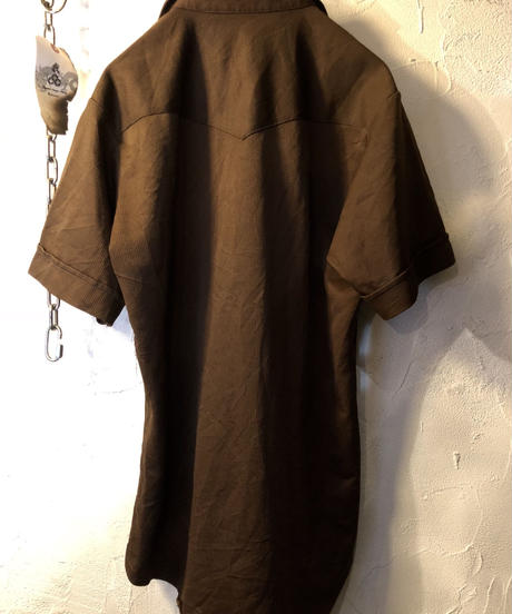 70,s MADE IN U.S.A. Lee Western Shirt ヴィンテージ美品