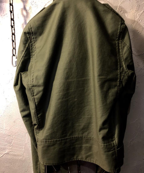 Schott cotton RIDERS Jacket OLIVE極上美品S