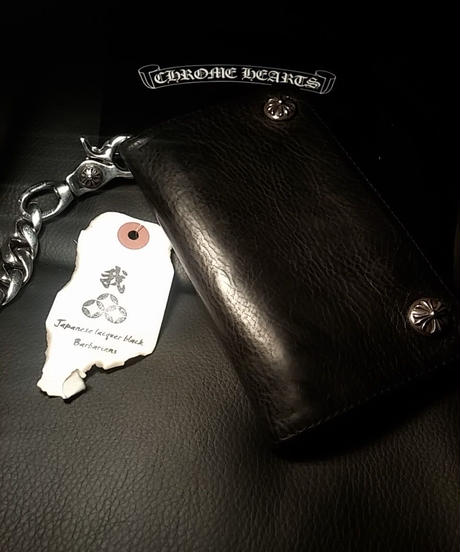 Chrome Hearts crossball short wallet