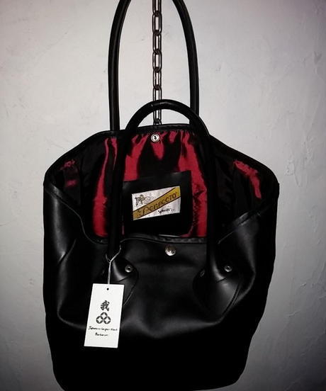 Schott Limited Model  Leather Tote Bag 極上未使用品