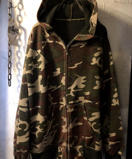 80,s U.S.A.製 Camouflage PARKAヴィンテージ美品