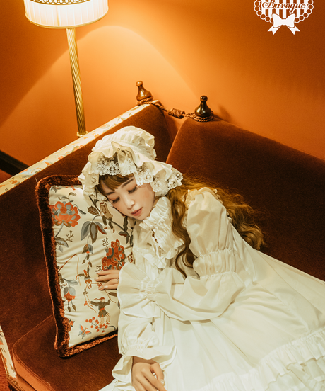 [Baroque]  Sleeping Lily ワンピース【ご予約商品】