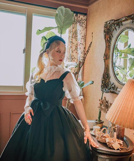 [Baroque] Hyacinth ウェストリボン【ご予約商品】
