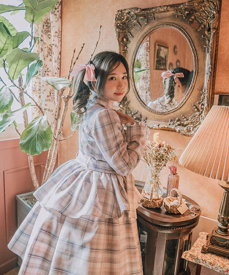 [Baroque] Hyacinth セットアップジャケット【ご予約商品】