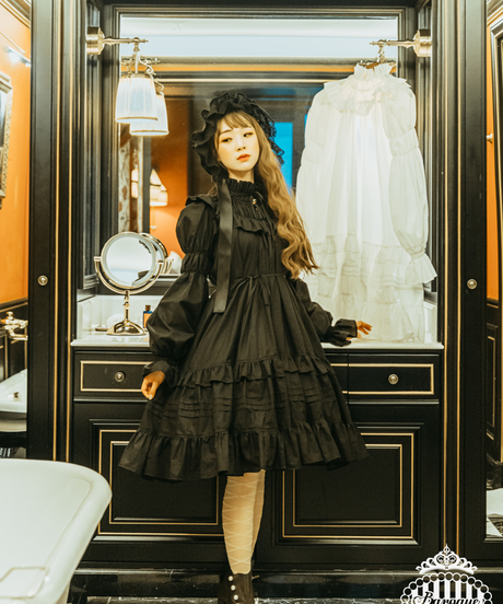 [Baroque] Sleeping Lily ナイトキャップ【ご予約商品】