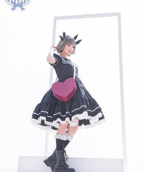 [Baroque] Chat Noirセーラーウサギリボンピンセット【ご予約商品】