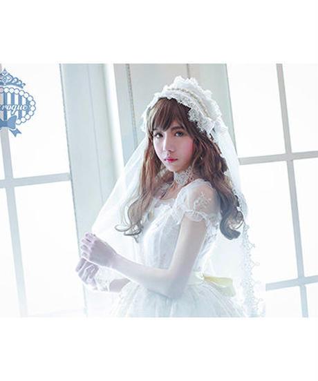 [Baroque] 'ODETTE'  ヘッドドレス【ご予約商品】