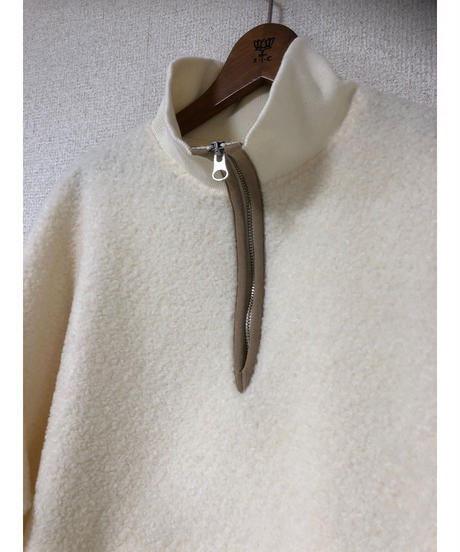 FOSI. ★ boa pullover