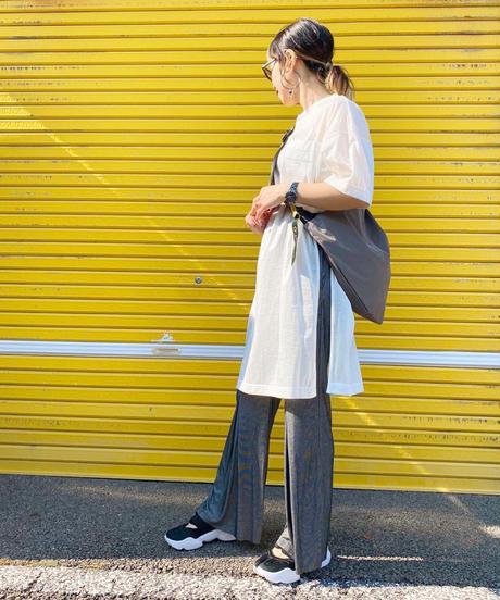 FOSI.× Ampersand ★ laminate shoulder bag