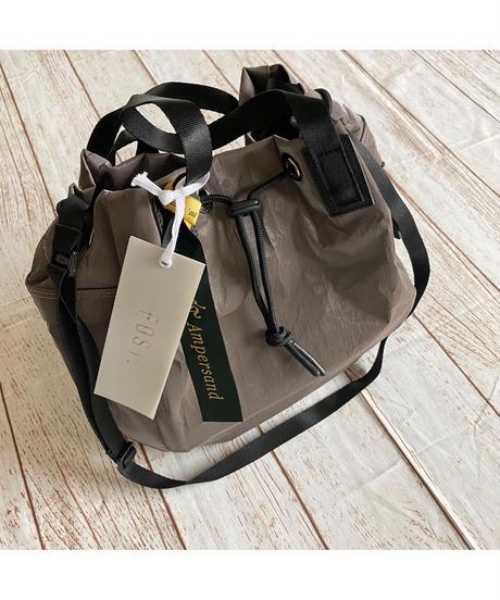 FOSI.× Ampersand ★ laminate tote bag