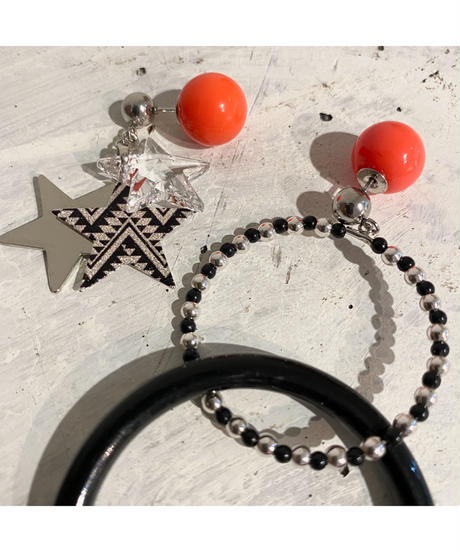 PEACHE ★ pierce & earring