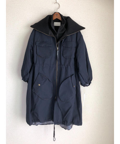 SRIC ★ 2way long coat