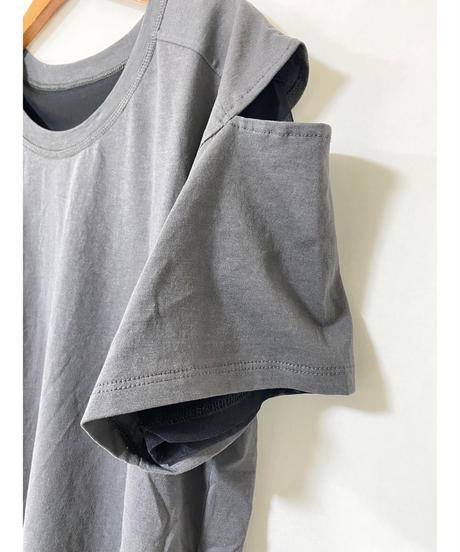 CHIGNON ★ sheer layered T-shirt