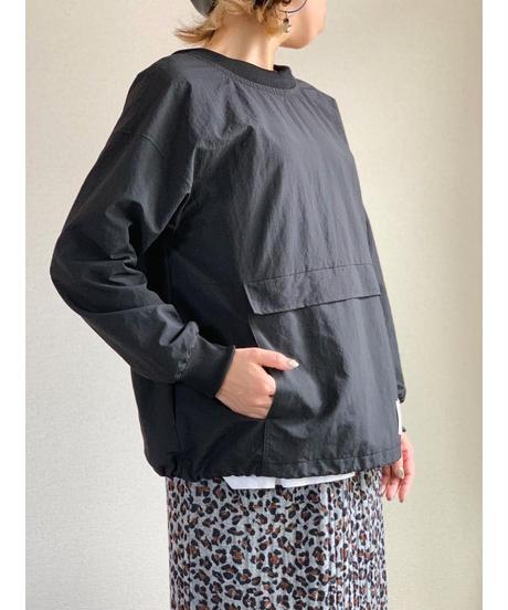 FOSI. ★ 2way nylon track jacket