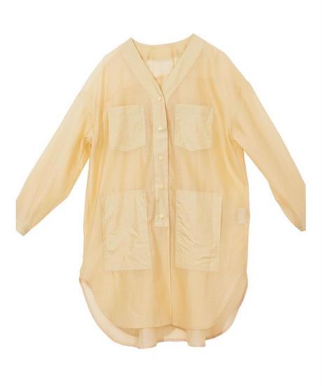FOSI. ★ organdy shirt blouson