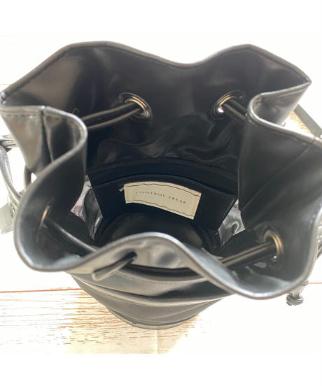 Control freak ★ mesh drawstring bag