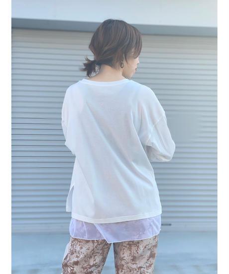 FOSI. ★ reversible long T-shirt